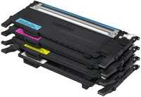 Samsung Toner Rainbow Kit