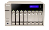 QNAP TVS-863-8G 8BAY 2,4 GHZ QC