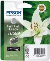 Epson LIGHT LIGHT BLACK CARTRIDGE