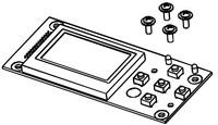 Datamax-Oneil LCD ASSY KIT