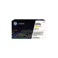 Hewlett Packard CF322A Tonerkassette 653A Gelb