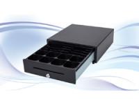 International Cash Drawer ICD CASHDRAWER EU 8/8 BLACK 12