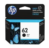 Hewlett Packard INK CARTRIDGE 62 BLACK