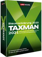 Lexware TAXMAN 2021RENTNER+PENSIONARE