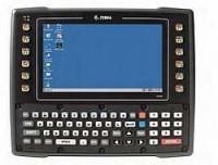 Zebra VH10, USB, powered-USB, RS232, BT, WLAN, QWERTY (FR), schwarz