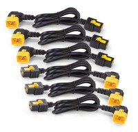 APC POWER CORD KIT (6 EA) LOCKING