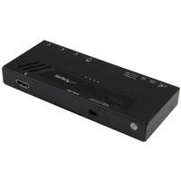 StarTech.com 4 PORT 4K HDMI VIDEO SWITCH