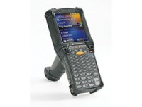 Zebra MC9200 Premium, 1D, SR, BT, WLAN, Gun, Disp.