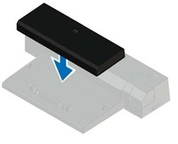Dell E-DOCKING SPACER