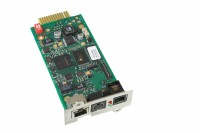 AEG SNMP Adapter Pro 2CS141SC Slotkarte RJ45 MiniDin für alle USVen ausser Protect B Pro