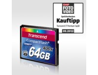 Transcend COMPACT FLASH CARD 64GB 400X