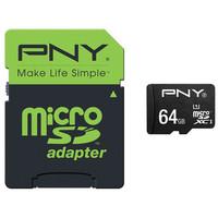 PNY Technologies MICRO-SDXC HI-PERFORMANCE 64GB