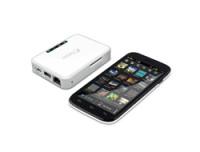 Fantec MWiD25-DS (white)