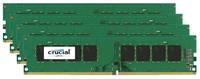 Crucial 32GB KIT (8GBX4) DDR4 2133 MT