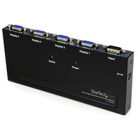 StarTech.com 4 PORT VGA VIDEO SPLITTER