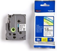 Brother TZE-241 LAMINATED TAPE 18MM 8M