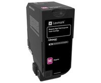 Lexmark CORPORATE MAGENTA TONER CARTR