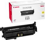 Canon TONER CARTRIDGE 723 YELLOW