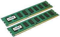 Crucial 32GB (16GBX2) DDR3L 1600 MT/S
