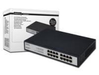 Digitus 16-Port Fast Eth. Switch N-Way