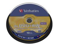 Verbatim DVD+RW 4.7GB 4X