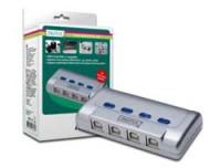 Digitus USB 2.0 Sharing Switch, 4PC