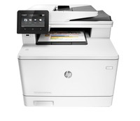 Hewlett Packard COLOR LASERJET MFP M477FDN