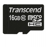 Transcend 16GB MICRO SDHC10 CARD