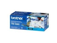 Brother TN-135C Toner Cartridge CYAN