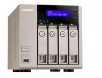 QNAP TVS-463-4G 4BAY 2.4 GHZ QC