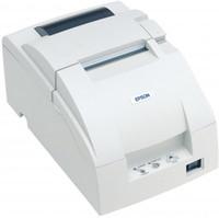 Epson TM-U220B, LPT, Cutter, weiß