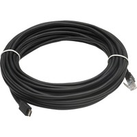 AXIS F7308 CABLE BLACK 8M 4PCS
