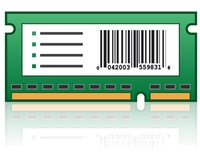 Lexmark BAR CODE CARD + FORMS CARD