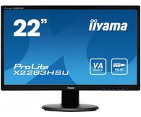 Iiyama X2283HSU-B1DP 54.7CM 21.5IN VA