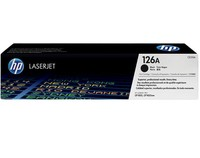 Hewlett Packard CE310A HP Toner Cartridge 126A
