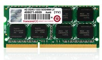 Transcend DDR3 4GB 1333 SO-DIMM 1RX8