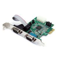 StarTech.com PCIE SERIAL ADAPTER CARD