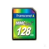 Transcend 128MB MULTIMEDIA CARD PLUS