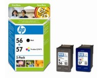 Hewlett Packard SA342AE HP Ink Cartridge 56/57
