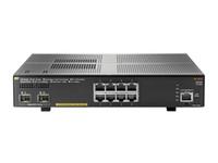 Hewlett Packard ARUBA 2930F 8G POE+ 2SFP+ SWCH