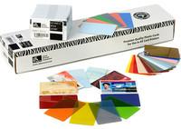Zebra CARD, PVC, 50 MIL