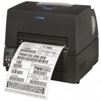 Citizen CL-S6621, 8 Punkte/mm (203dpi), Cutter, ZPLII, Datamax, Multi-