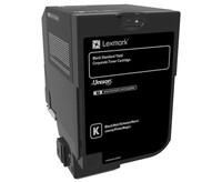 Lexmark CORPORATE BLACK TONER CARTR