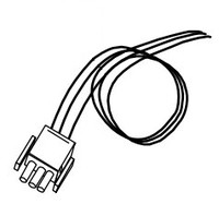 Datamax-Oneil DC POWER CABLE