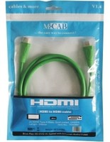 Mcab HDMI HI-SPEED CABLE WITH