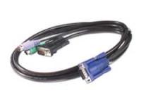 APC KVM-Cable PS/2 (6ft) 1.8m