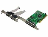 Mcab PCI - 2X SER / 1X PAR PORTS