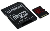 Kingston 128GB MICRO SDXC UHS-I U3