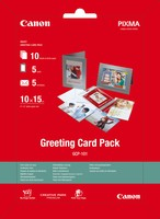 Canon GREETING CARD PACK 10X15 10 SH