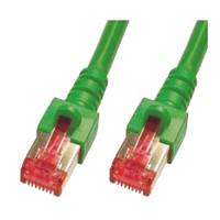 Mcab CAT6-S/FTP-PIMF-LSZH-15.0M-GRN